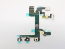 Parts for iPhone 5s - NEW Power Switch Volume Control Button Key Flex Cable 821-1594-A for iPhone 5S A1533 A1453 A1457 A1528 A1530