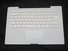"KB Topcase - 99% NEW White Top Case Palm Rest with Japanese Keyboard Trackpad Touchpad for Apple MacBook 13"" A1181 2006 2007 also Compatible with 2008 2009"