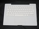 "KB Topcase - 99% NEW White Top Case Palm Rest with Croatian Keyboard Trackpad Touchpad for Apple MacBook 13"" A1181 2006 2007 also Compatible with 2008 2009"