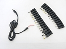 Other Accessories - Laptop 28PCS Charging Port for DC Power Supply