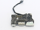 "Magsafe DC Jack Power Board - USED Power Audio Board for Apple MacBook Air 13"" A1466 2013 2014 2015 820-3455-A"