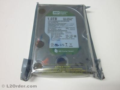 "Western Digital 1TB 3.5"" SATA 7200RPM Hard Drive"