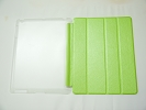 IPad Case - Green Slim Smart Magnetic Cover Case Sleep Wake with Stand for Apple iPad 2 3 4