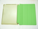 IPad Case - Green Slim Smart Magnetic PU Leather Cover Case Sleep Wake with Stand for Apple iPad 2 3 4