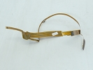 "LCD / iSight WiFi Cable - USED Trackpad Flex Cable 821-0417-A for Apple MacBook Pro 17"" A1151 2006"