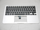 "KB Topcase - Grade B Top Case Palm Rest with US Keyboard for Apple MacBook Air 11"" A1370 2011"