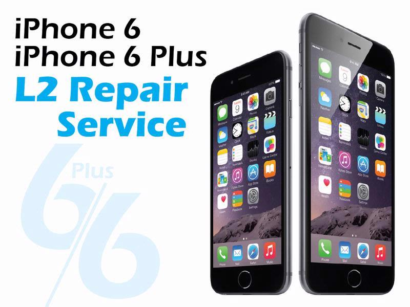 iPhone 6 & 6 plus Logic Board Repair Service