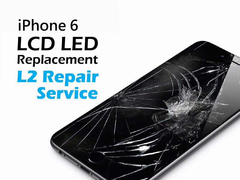 iPhone 6 LCD LED Replacement Service