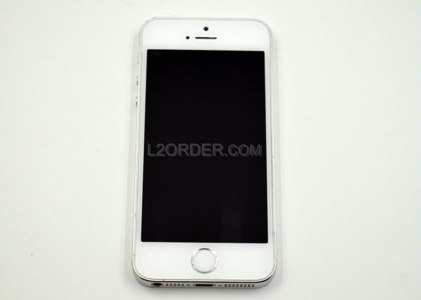 Used Good Apple iPhone 5s 16GB GSM 4G LTE Unlocked Smartphone - Silver