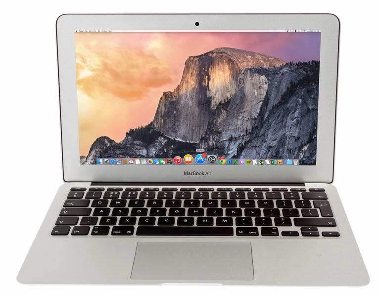 "Used Very Good Apple MacBook Air 13"" A1466 2015 1.6 GHz Core i5 (i5-5250U) HD6000 1.5GB 8GB RAM 256GB Flash Storage Laptop"