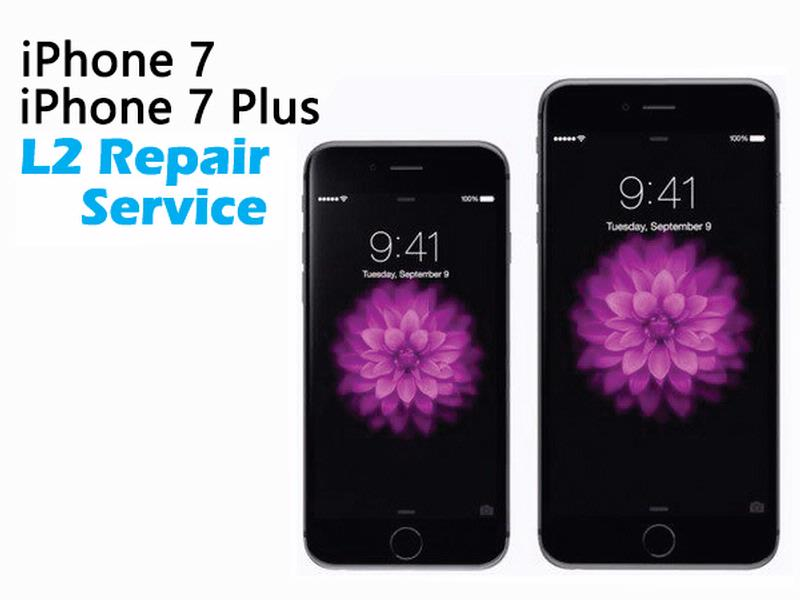 iPhone 7 & 7 plus Logic Board Repair Service