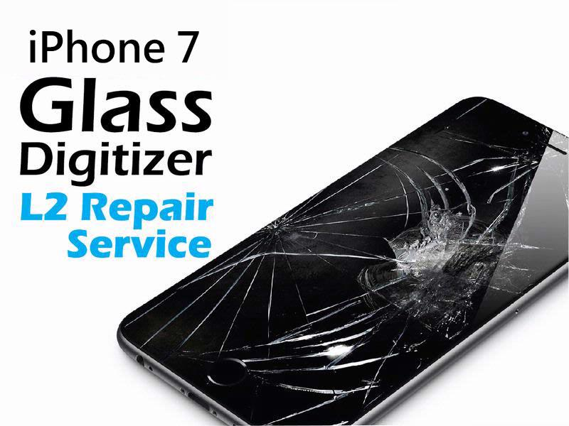 iPhone 7 Glass Digitizer Replacement Service