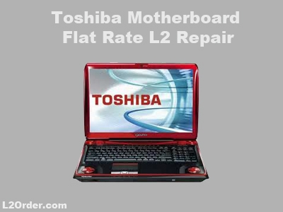 Toshiba Laptop Repair Service