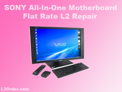 Sony All-In-One Repair Service