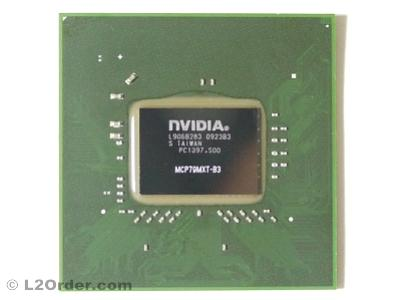 NVIDIA MCP79MXT-B3 BGA chipset With Lead free Solder Balls