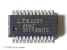 IC - ISL 6251AHAZ SSOP 24pin Power IC Chip