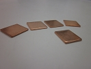 Cooling Material - 1x 1.2mm THERMAL COPPER SHIM FOR DV9000 AMD MOTHERBOARD