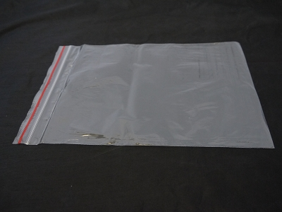 NEW 100Pcs 18cmX26cm 1.2mil Reclosable Seal Ziplock Plastic Clear Bags