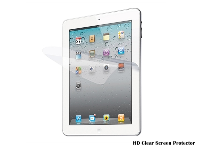 how to clean lcd screen ipad