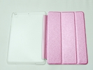 IPad Case - Shining Pink Slim Smart Magnetic Cover Case Sleep Wake with Stand for Apple iPad mini iPad mini Retina
