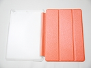 IPad Case - Orange Slim Smart Magnetic Cover Case Sleep Wake with Stand for Apple iPad mini iPad mini Retina