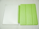 IPad Case - Green Slim Smart Magnetic Cover Case Sleep Wake with Stand for Apple iPad mini iPad mini Retina
