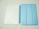 IPad Case - Sky Blue Slim Smart Magnetic Cover Case Sleep Wake with Stand for Apple iPad mini iPad mini Retina