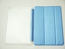 IPad Case - Blue Slim Smart Magnetic Cover Case Sleep Wake with Stand for Apple iPad mini iPad mini Retina