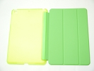 IPad Case - Green Slim Smart Magnetic PU Leather Cover Case Sleep Wake with Stand for Apple iPad mini iPad mini Retina