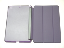 IPad Case - Purple Slim Smart Magnetic PU Leather Cover Case Sleep Wake with Stand for Apple iPad mini iPad mini Retina