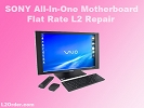 All-In-One Desktop Repair - Sony All-In-One Repair Service