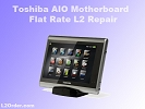 All-In-One Desktop Repair - Toshiba All-In-One Repair Service