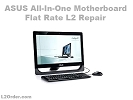All-In-One Desktop Repair - Asus All-In-One Repair Service