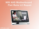 All-In-One Desktop Repair - MSI All-In-One Repair Service